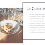 La Nautique Marseille - Vieux Port page La Cuisine