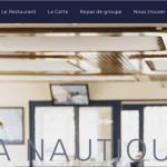 La Nautique Marseille - Vieux Port page d'accueil