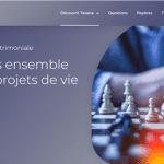 Tavana.fr page d'accueil